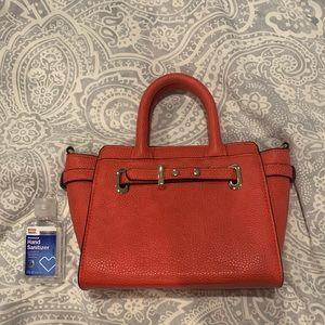 Handbags - * MINI SMALL * CORAL TOTE SO CUTE !